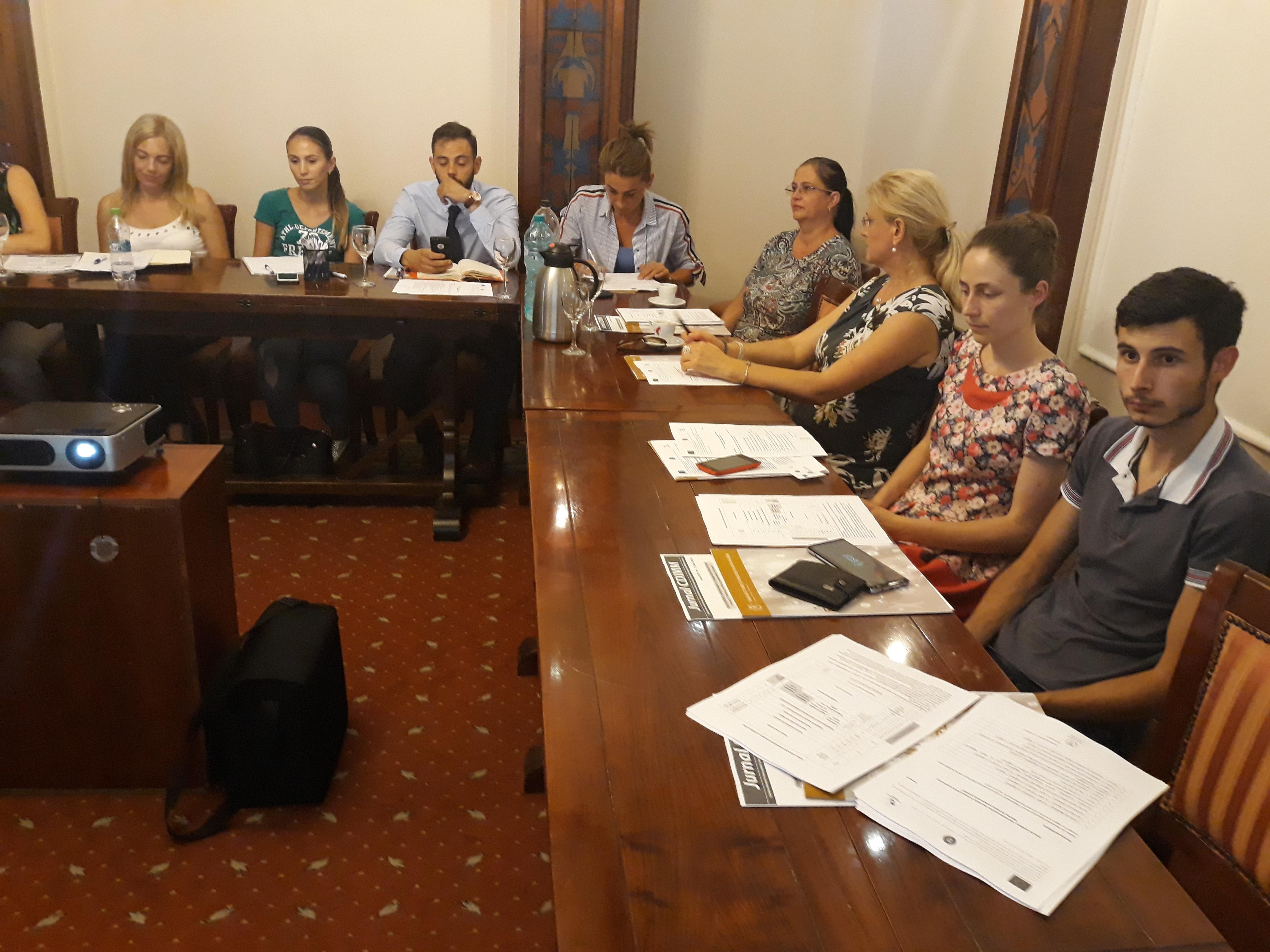 """""""Open Session – Performanta prin Formare"""" nr.2  – Baia Mare"""