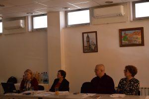 Prima reuniune a grupului de lucru din Regiunea Nord-Vest (Romania)