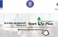 Anunț privind concursul de idei de afaceri